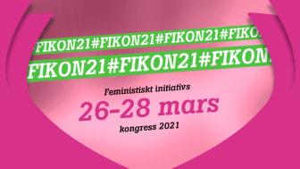 Pressinbjudan: Välkommen till Feministiskt initiativs partikongress 26-28 mars