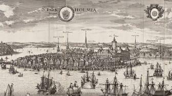 Pressvisning: Unika bilder av 1600-talets Sverige i ny utställning och databas, måndag 23 maj kl. 13.00