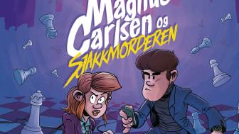 Magnus Carlsen og politibetjent Maud gjør vei i vellinga når en massemorder er på ferde i Oslo.