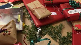 Lyckat event när julklappar samlades in till utsatta familjer i Umeå