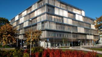 Danderyds sjukhus akutvårdsbyggnad