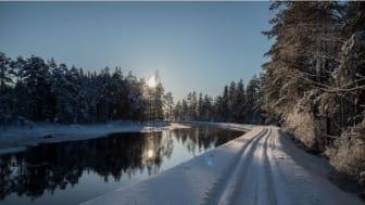 Det kommer finnas år med mycket snö i framtiden, men de kommer inte vara lika vanliga.