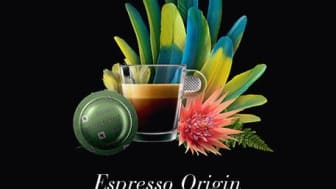 Nespresso lanserer ny brasiliansk kaffe for bedriftsmarkedet