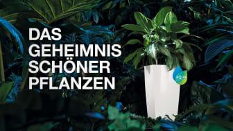 """Multimediale Werbekampagne von LECHUZA - """"Das Geheimnis schöner Pflanzen"""""""