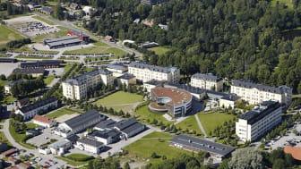 Forskarna vid Högskolan i Gävle gör avtryck