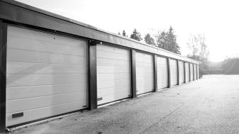 Gamla, trasiga garageportar kan var farliga
