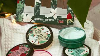 Christmassy Body Butter Trio