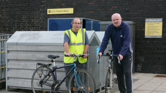 Pedal power for Prestwich