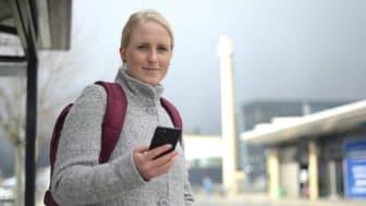 Ny reiseapp som samler ruteplanlegging, sanntidsinformasjon og billettering.
