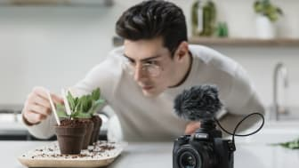 Canon lanserer EOS M50 Mark II – perfekt for å lage innhold til sosiale medier