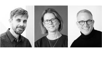 Jonatan Blomgren, Anna Hammarbäck och Anders Stjärna