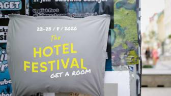 The Hotel Festival 22–23 augusti, en fullfjädrad festival med populära artister