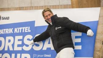 Patrik Kittel kommer till Göteborg och Stockholm. Foto: Roland Thunholm