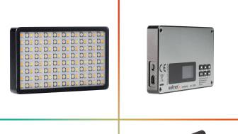 Walimex pro Rainbow Pocket RGBWW 23036 08