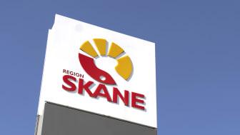 Region Skåne Logga