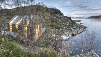Norwegisches Bootshaus, Photo: Pasi Aalto