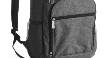 City kylväska ryggsäck 21 L, grå