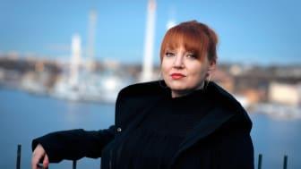 Bazar Förlag tecknar flerboksavtal med Crimetime-nominerade Lina Areklew