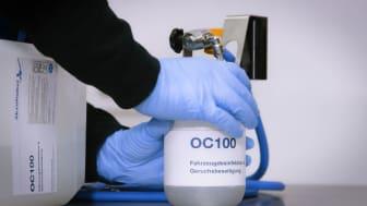 Mit OC100 von AkzoNobel gegen Viren, Keime & Co.