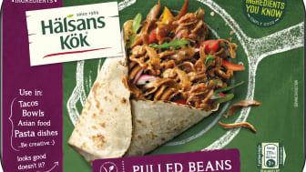 Pulled beans - ett veganskt alternativ för dem som älskar kött