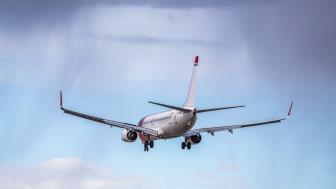 COVID-19 fortsætter med at påvirke Norwegians trafiktal kraftigt