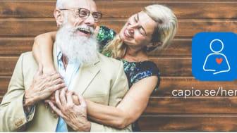 Capio Närsjukvård selects Cuviva for tomorrow's Remote Patient Monitoring.