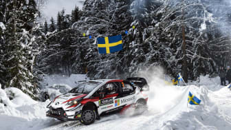 Foto: Rally Sweden