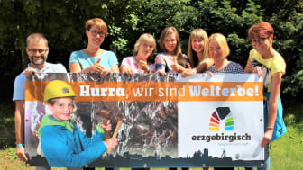 We are happy to announce Erzgebirge/Krušnohoří Mining Region has been awarded UNESCO World Heritage status!