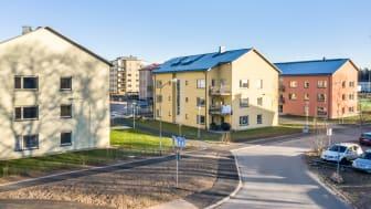 Inflyttningsklara lägenheter i Brf Skolmästaren!