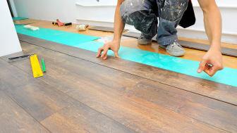 Tryggt för konsumenten att köpa golvtjänster från företag som är anslutna till Golvbranschen, GBR.