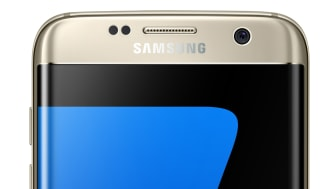 Galaxy S7 Edge - Gold Platinum