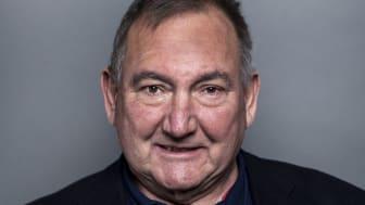 Rickard Åhman-Persson (SD), ledamot i Räddningstjänsten Syds direktion