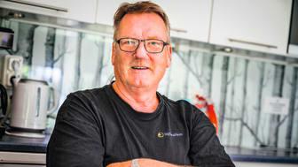 Göran Björklund, Tekniskt Ansvarig på Sigtunahem AB. Foto: Sigtunahem