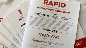 RAPID Workshop, Calgary, June 3/4, 2019
