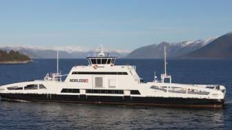 Mit voller Kraft - Norwegen treibt auch die Elektrifizierung von Fähren voran