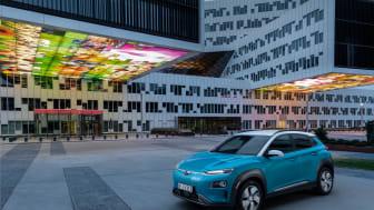 Hyundai uppgraderar Kona Electric med flera stora nyheter.