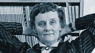 Den okända Astrid Lindgren Omslag