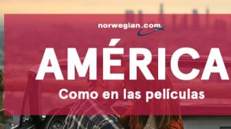 Norwegian celebra su décimo quinto aniversario y lanza una nueva campaña para vuelos a Estados Unidos