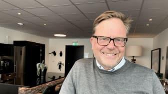 Göran Eriksson, nöjd vd på Splitgrid.