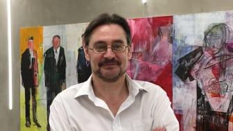 Professor Mark Griffiths ved Nottingham Trent University. Foto: Norsk Tipping