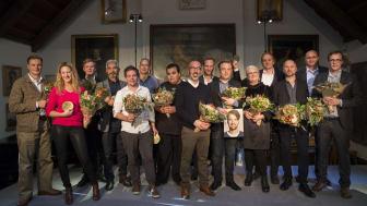 De kan vinna Stora Journalistpriset 2015