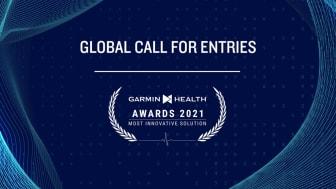 GARMIN HEALTH AWARDS 2021 : OUVERTURE DES CANDIDATURES !