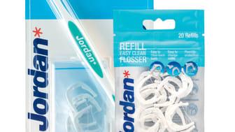 Hammasvälien puhdistaminen on olennainen osa päivittäistä hampaidenhoitoa.