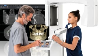 ​Ultra low dose CBCT images with high diagnostic value