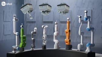 OnRobot lanserar VGC10 Compact, en mycket anpassningsbar elektrisk vakuumgripare