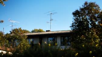 Frekvensförändringar för tv-sändningar i Skåne län den 21 april