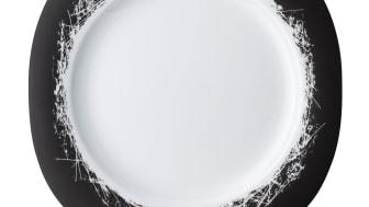 Rosenthal Suomi Ardesia gourmet plate.
