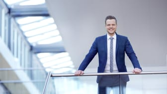 Harald Bjugstad-Holm, ny hållbarhetsdirektör på Nordic Choice Hotels. Bild: Nordic Choice Hotels.