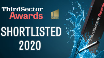 Stamma shortlisted for Third Sector Excellence Awards