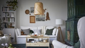 Refresh your living room with IKEA